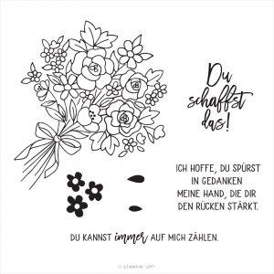 Blumen der Freundschaft - Stempelset - Stampin'Up!- Paper Pumpkin